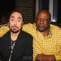 David Gest and Louis Gossett Jr.