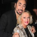 David Gest and Tippi Hedren