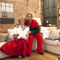 SHERRIE HEWSON and David Gest