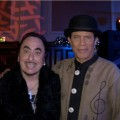 David with Gregory Abbott ('Shake You Down')
