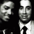 Michael Jackson with David Gest