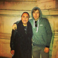 with James Bourne
