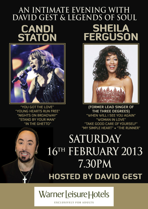 An Intimate Evening with David Gest