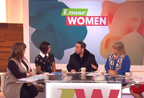 Loose Women with David Gest