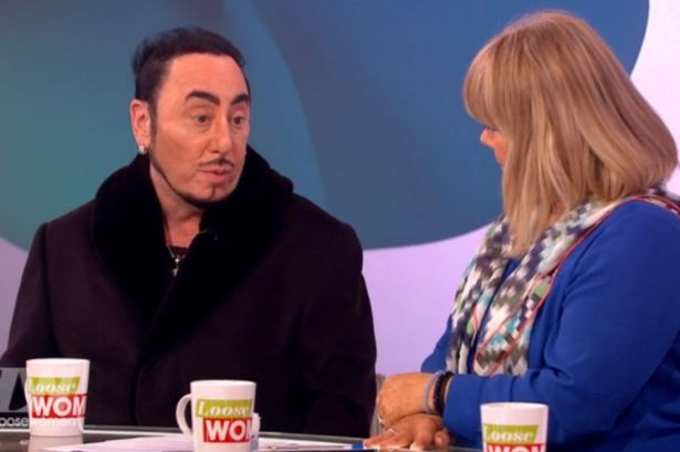 David Gest on Loose Women